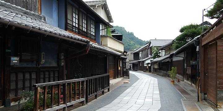 다케하라의 거리
