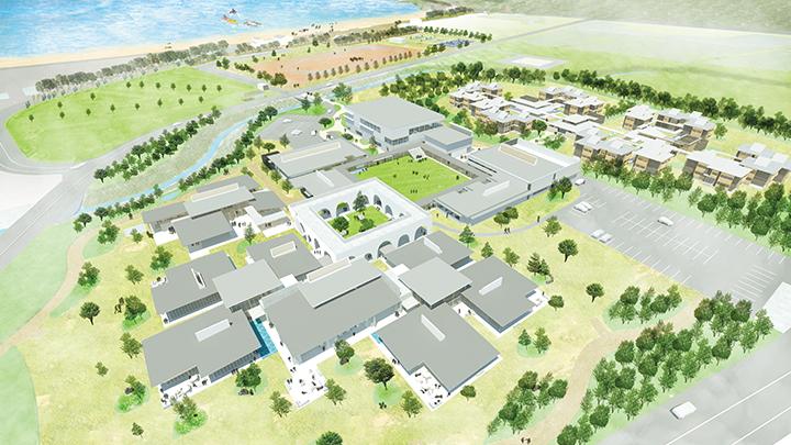 Figure of image of prefectural Hiroshima Global Academy
