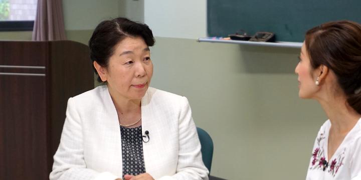 Sr. universidad de Prefectural de Hiroshima Akemi Kariya